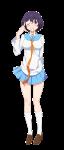 <物語>シリーズ,化物語,ニセコイ【羽川翼】 #213145