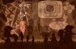 <物語>シリーズ,化物語【斧乃木余接,忍野忍,阿良々木暦】ウエダハジメ #213393