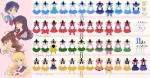 美少女戦士セーラームーン【愛野美奈子,火野レイ,木野まこと,水野亜美】 #219220