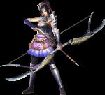 戦国無双3【稲姫】 #221663