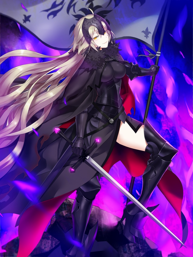 Fate Stay Night Fate Apocrypha Fate Grand Order ジャンヌ ダルク