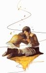 進撃の巨人【ミカサ・アッカーマン,エレン・イェーガー】 #241779