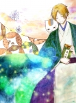 夏目友人帳【夏目貴志,ニャンコ先生】 #252600