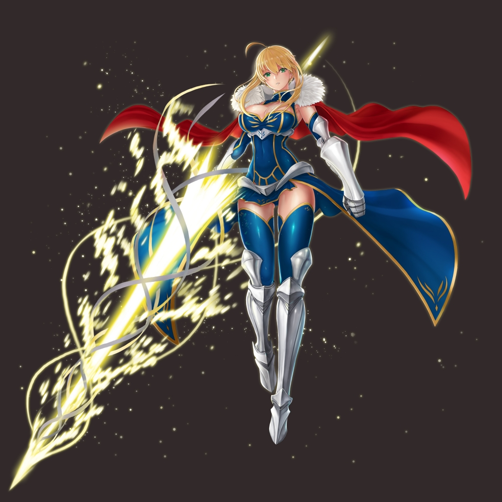 Fate Stay Night Fate Grand Order アルトリア ペンドラゴン 壁紙