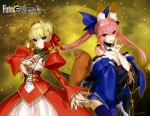 Fate/stay night,Fate/EXTRA,Fate/EXTELLA【キャスター(Fate/EXTRA),セイバー・ブライド,セイバー(Fate/EXTRA)】ワダアルコ #255992