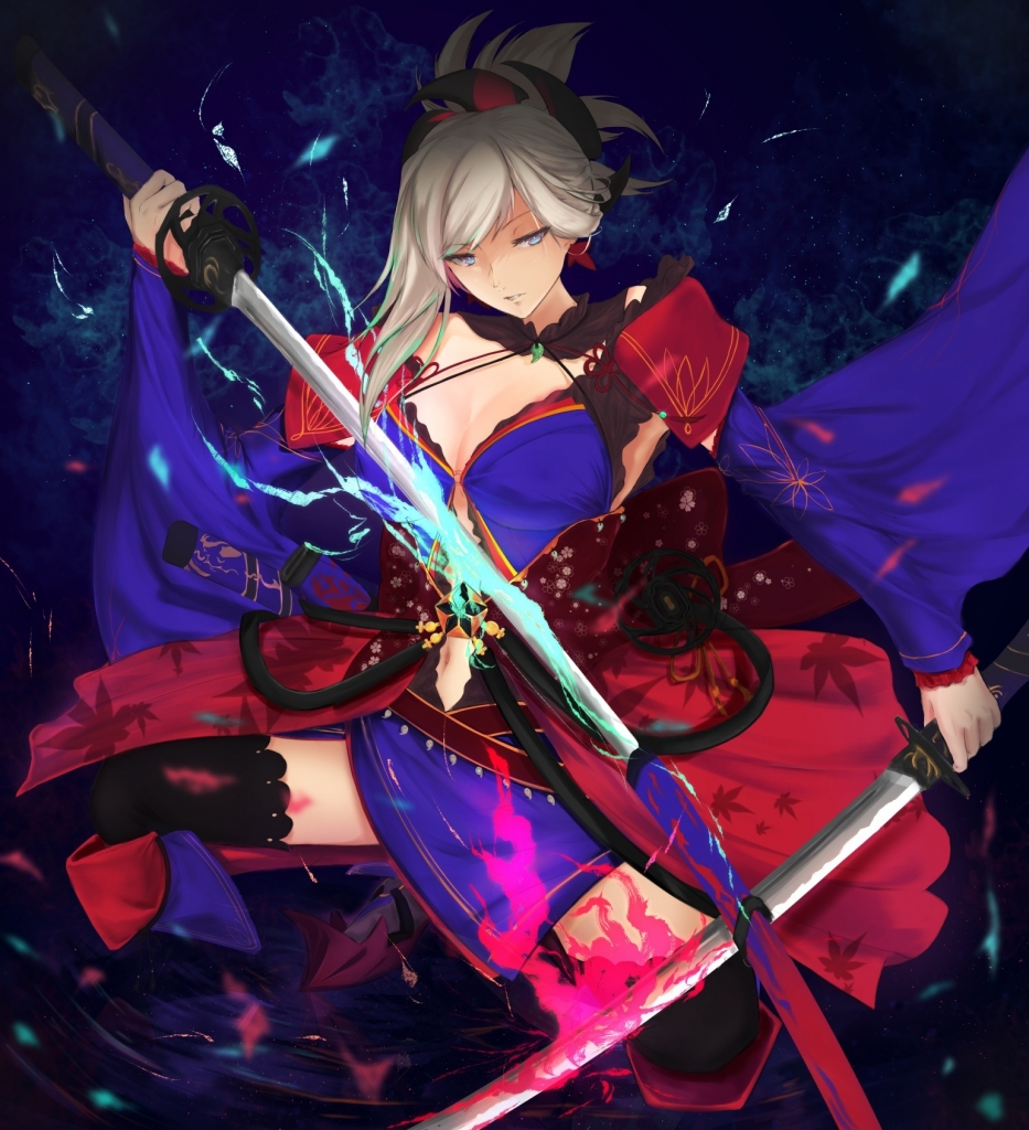 Fate Stay Night Fate Grand Order 宮本武蔵 Fate Grand Order