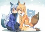 けものフレンズ【キタキツネ,ギンギツネ】 #267311
