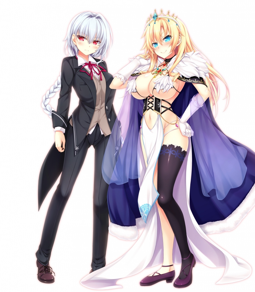 ノラと皇女と野良猫ハート2 アイリス ディセンバー アンクライ