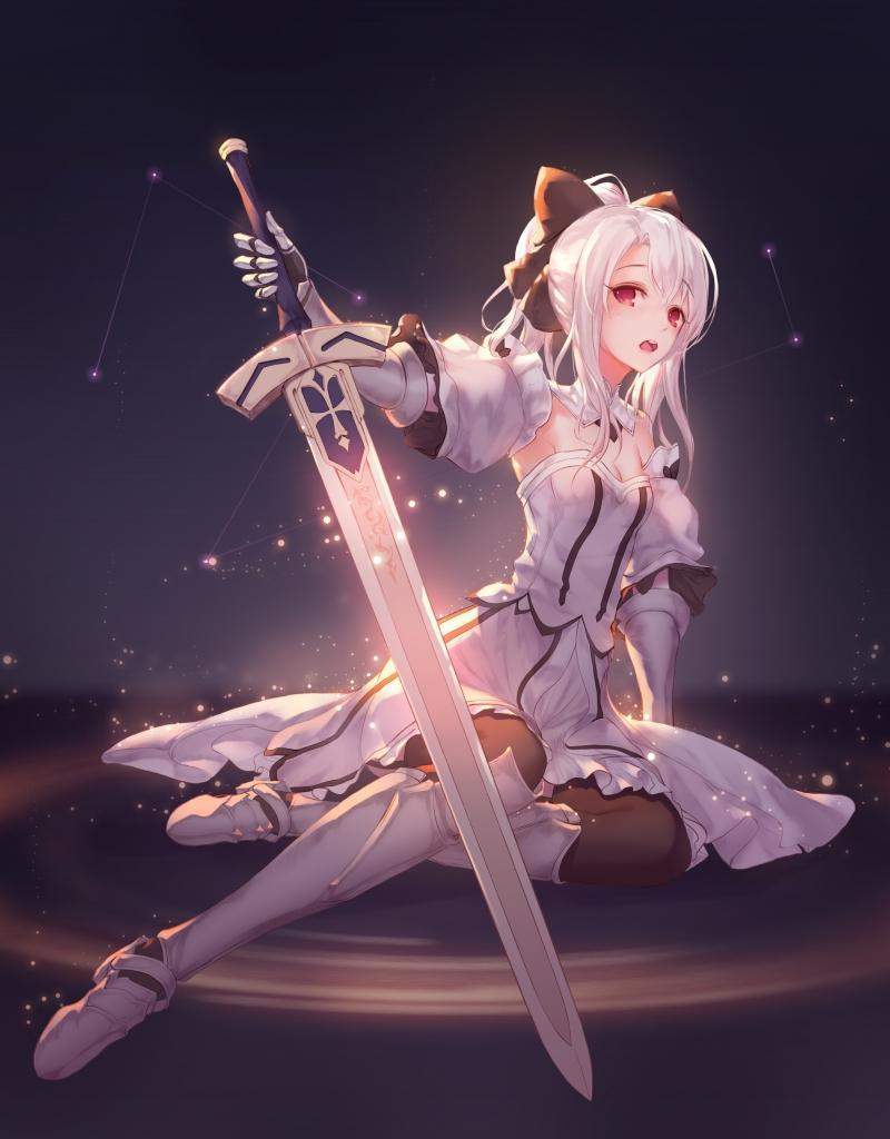 Fate Stay Night Fate Kaleid Liner プリズマ イリヤ イリヤス