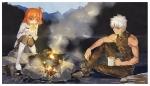 Fate/stay night,Fate/Grand Order【藤丸立香,アーチャー】