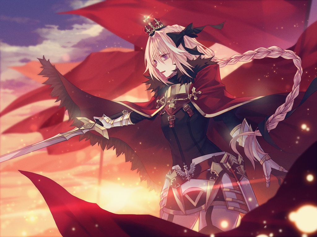 Fate Stay Night Fate Apocrypha Fate Grand Order 黒のライダー