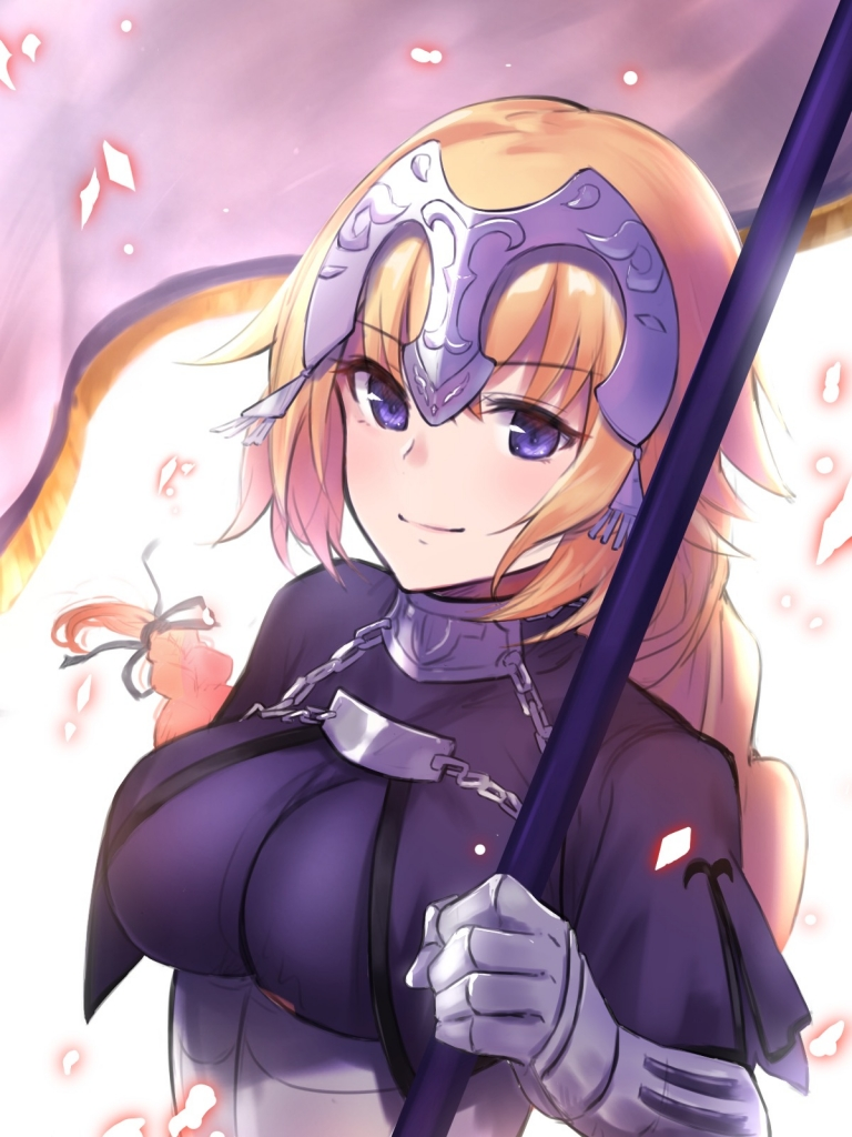 Fate Stay Night Fate Grand Order ジャンヌ ダルク Fate Apocrypha