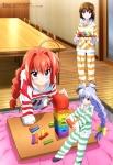 魔法少女リリカルなのは Detonation 【ヴィータ,リインフォースII,八神はやて】 #309034