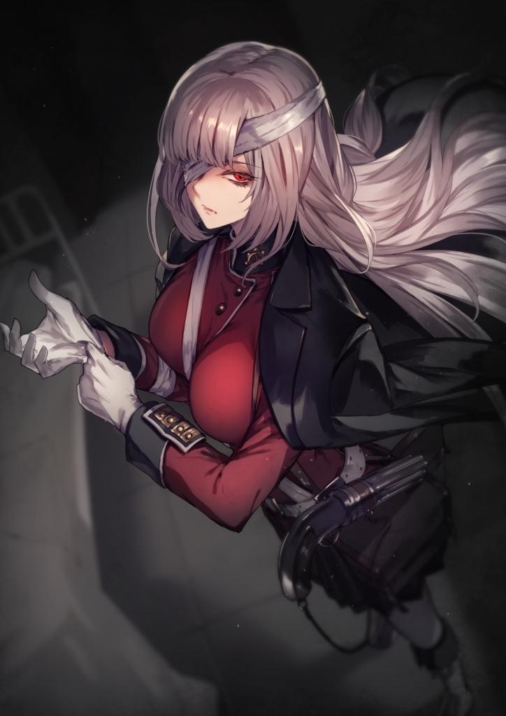 Fate Stay Night Fate Grand Order フローレンス ナイチンゲール 壁紙 Tsundora Com