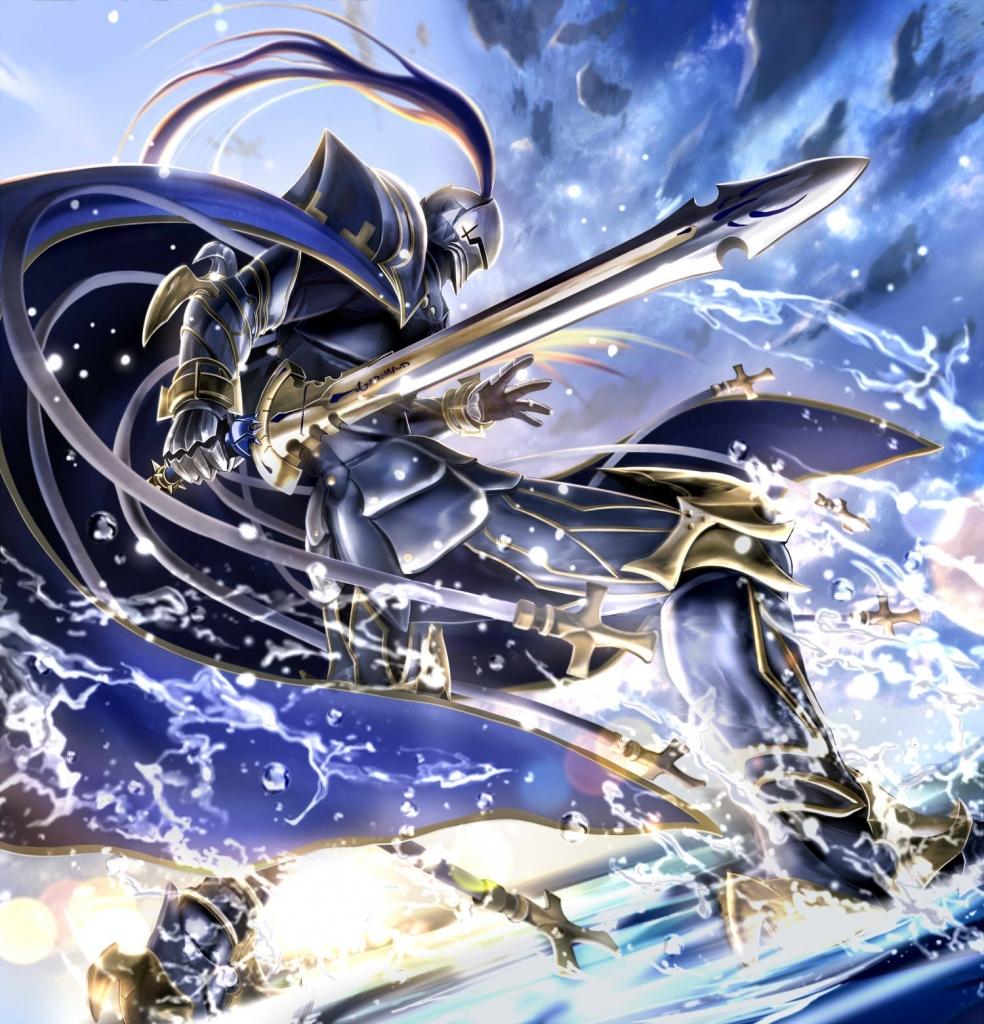 Fate Stay Night Fate Grand Order サー ランスロット 壁紙 Tsundora Com