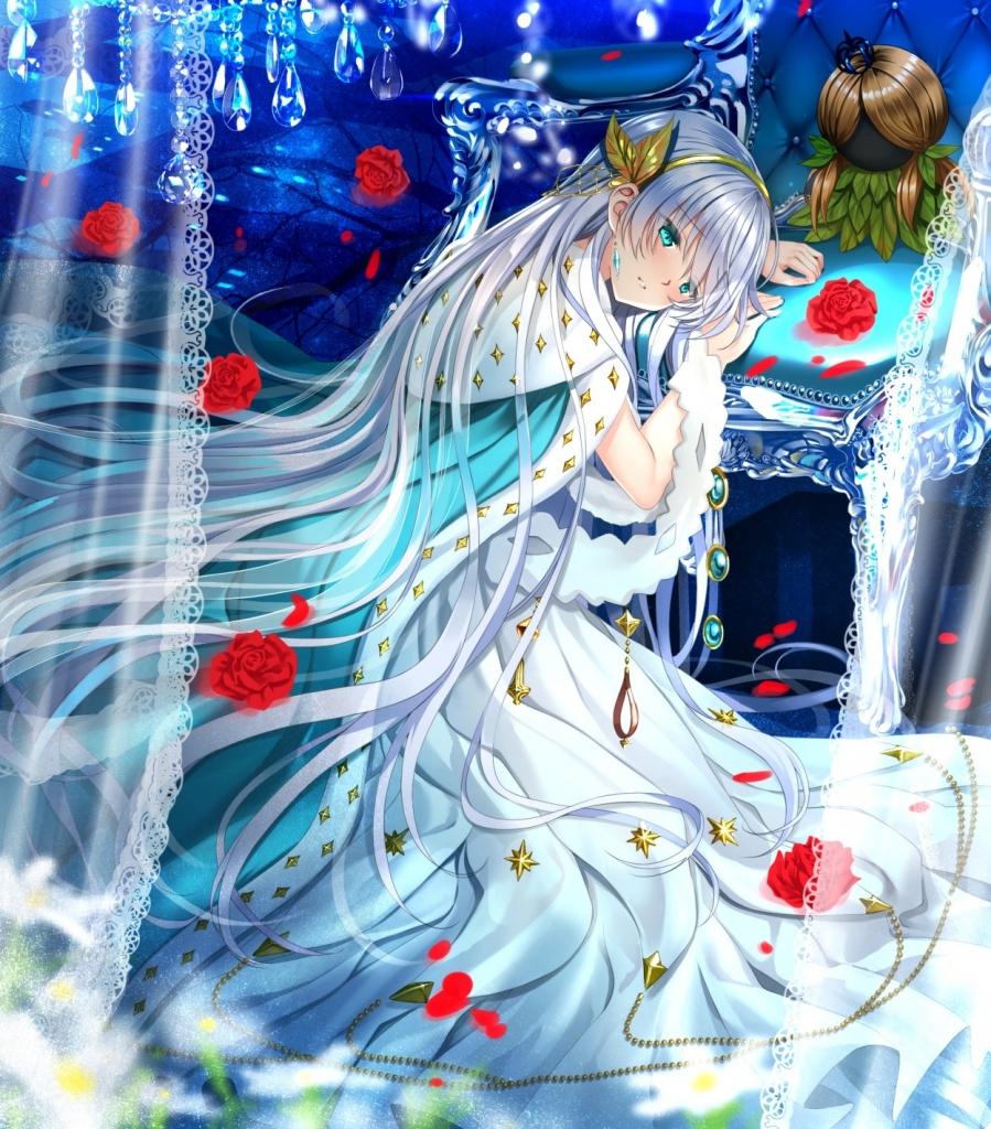 Fate Stay Night Fate Grand Order アナスタシア ニコラエヴナ ロマノヴァ Fate Grand Order 刃天 壁紙 Tsundora Com