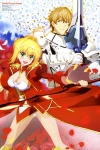 Fate/stay night,Fate/EXTRA Last Encore【ガウェイン,セイバー・ブライド,セイバー(Fate/EXTRA)】 #320517