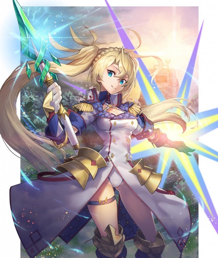 Fate Grand Order Fate Stay Night ブラダマンテ 壁紙 Tsundora Com