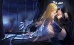 パンティ&ストッキング with ガーターベルト【アナーキー・パンティ,アナーキー・ストッキング】 #337708
