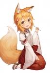 世話やきキツネの仙狐さん【仙狐】 #338872