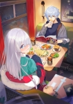 Fate/stay night,Fate/Grand Order【アナスタシア・ニコラエヴナ・ロマノヴァ(Fate/Grand Order),カドック・ゼムルプス】 #345573