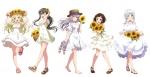 BanG Dream!【花園たえ,羽沢つぐみ,湊友希那,弦巻こころ,若宮イヴ】 #349390
