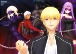 Fate/stay night Heaven's Feel【アーチャー,バーサーカー,ギルガメッシュ,ライダー,セイバーオルタ】