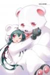 くまクマ熊ベアー【ユナ(くまクマ熊ベアー),くまきゅう】 #357465
