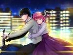 五等分の花嫁【中野二乃,上杉風太郎】 #361359