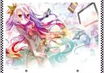 ノーゲーム・ノーライフ【白(ノーゲーム・ノーライフ)】 #369938
